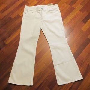 New sz 18 American Eagle artist flare Jeans